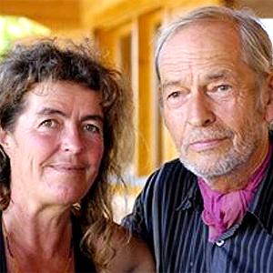 Speaker - Dr. Dieter Duhm und Sabine Lichtenfels