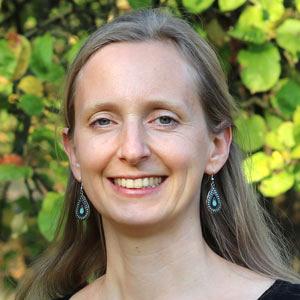 Speaker - Dr. Sarah Moritz