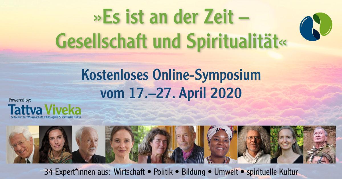 Gesellschaft und Spiritualität